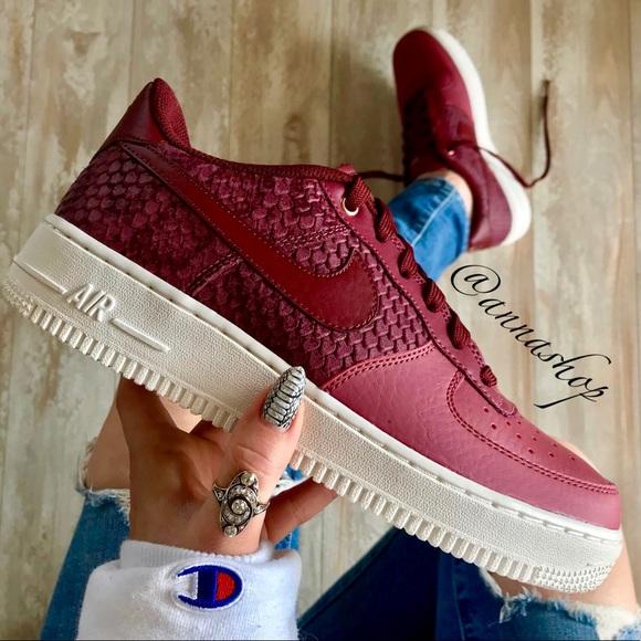 fa4bfff308b Nike Shoes | Nwt Air Force 1 Rare Snake Skin | Poshmark